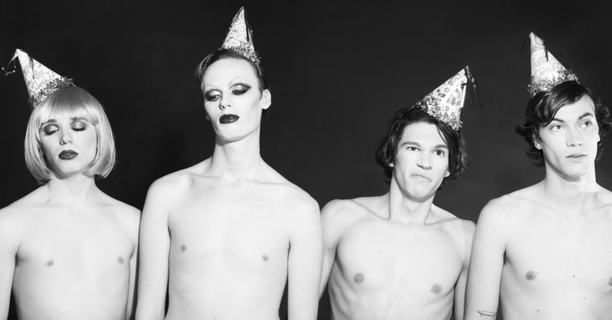 BIRTHDAY BOYS by Tom Selmon