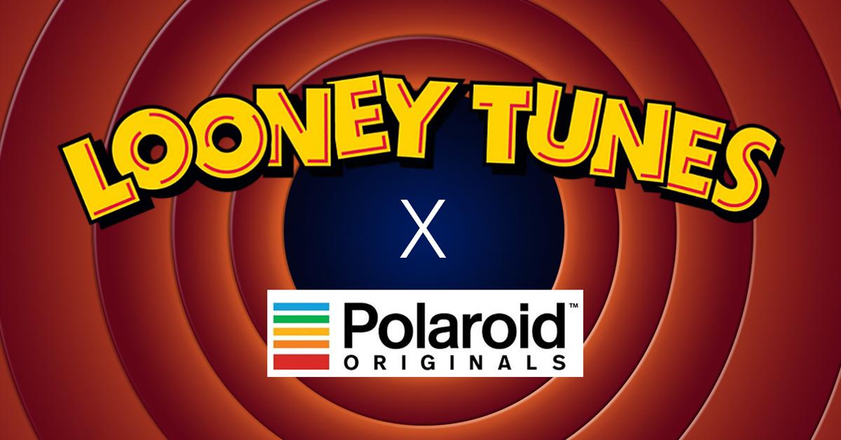 Looney Tunes X Polaroid Originals