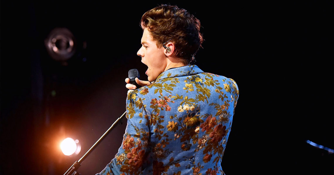 harry styles is the new face of gucci � what we know so