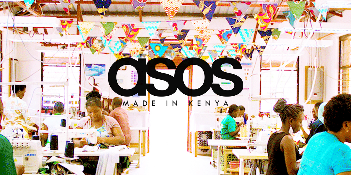 ASOS — Made In Kenya SS18