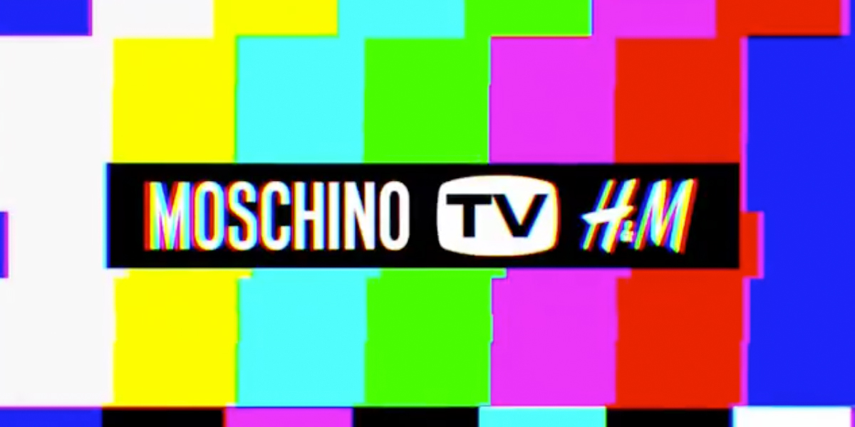 Moschino Set As Next Brand Collaboration With H&M