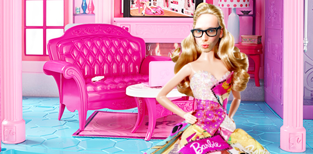 Adventures Of A First Time Buyer – Barbie Gets Her Dream House