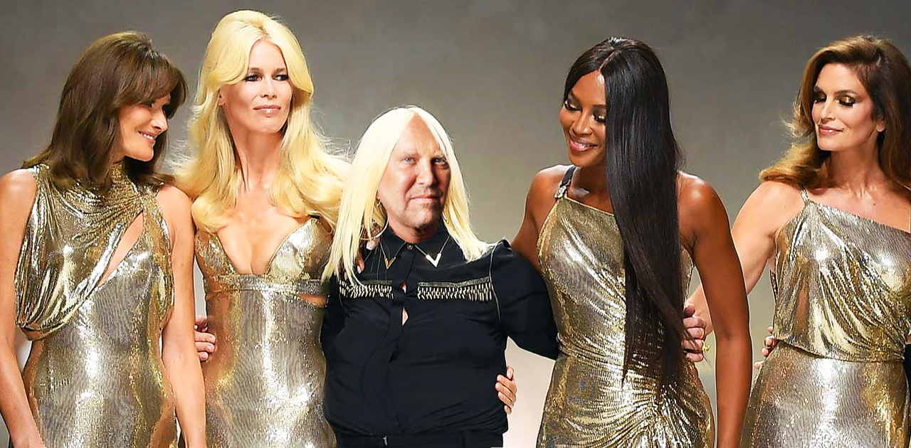 Versace Sold Its Soul To A Big, Orange American. Not Trump – Michael Kors