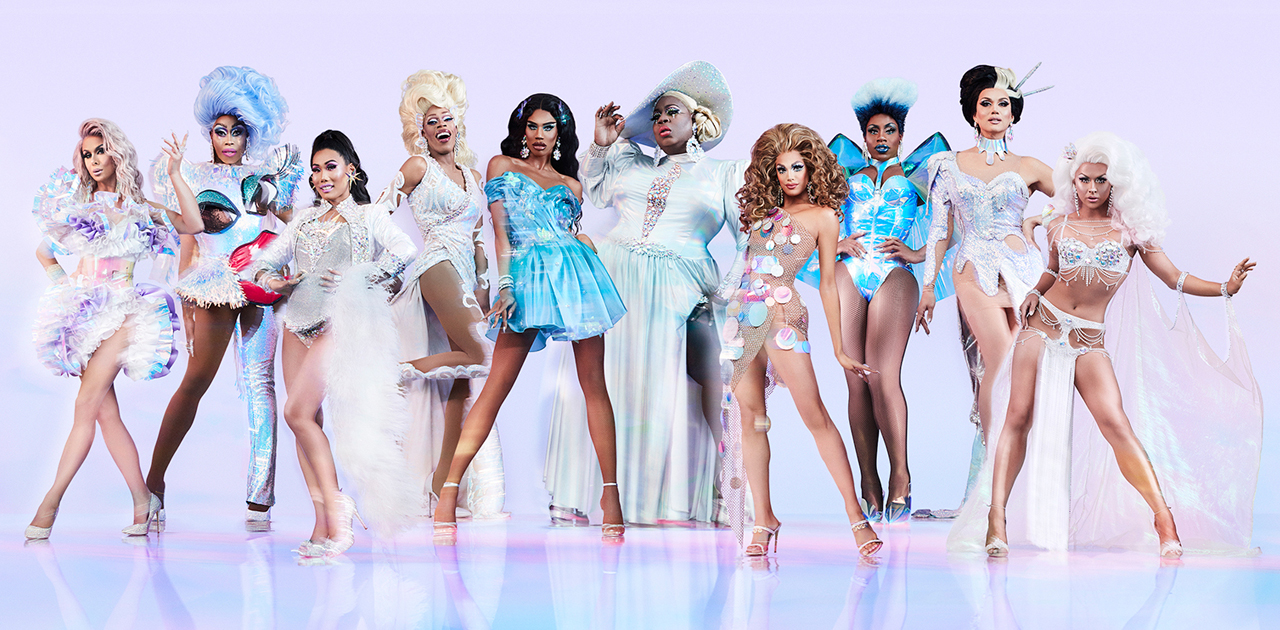 RuPaul's Drag Race: All Stars 4 –Meet The Queens