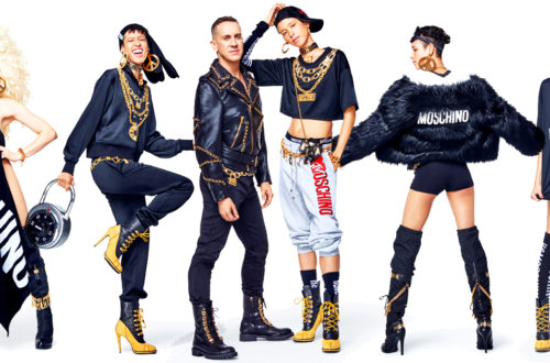 h&moschino lookbook