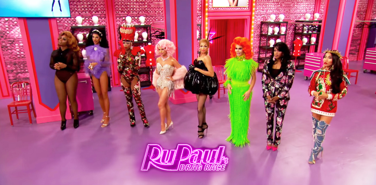 TV Review: RuPaul's Drag Race All Stars 4, Episode 1: Variety Show