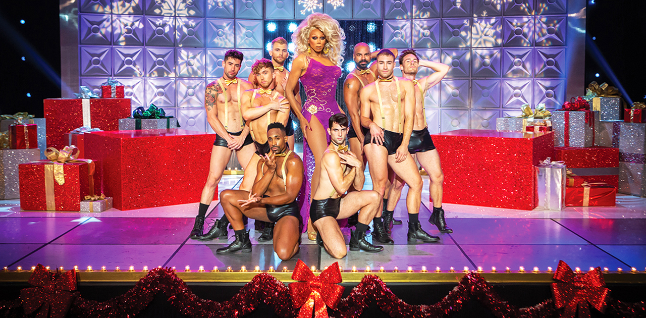 TV Review: RuPaul's Drag Race Holi-Slay Spectacular