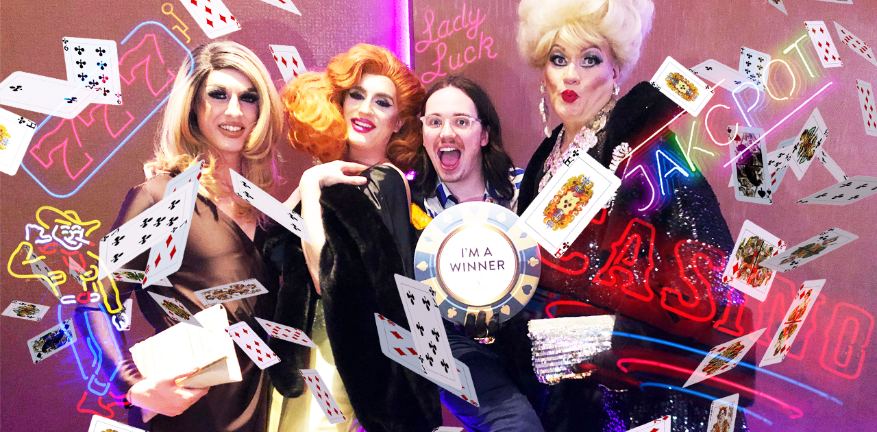 Victoria Gate Casino's 2nd Birthday: Drag Queen Bingo