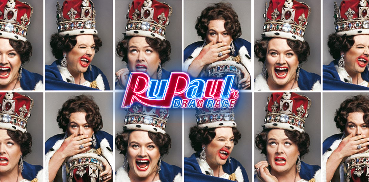 RuPaul's Drag Race UK Confirm Alan Carr & Graham Norton As Guest Judges!