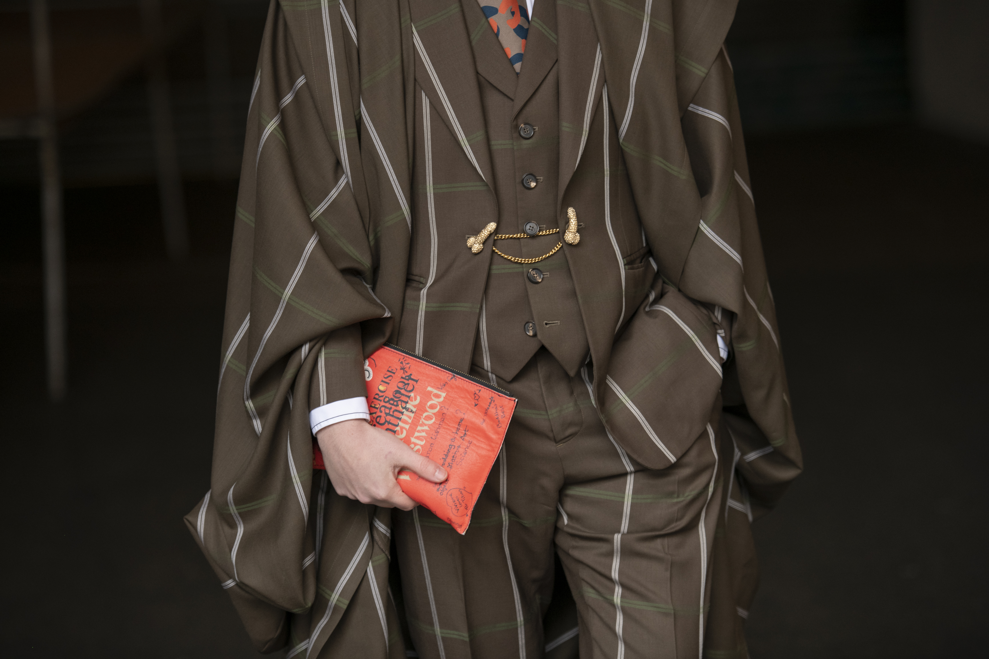London Fashion Week Men S Autumn Winter 19 Day 1 Ootd The Norm Can Conform