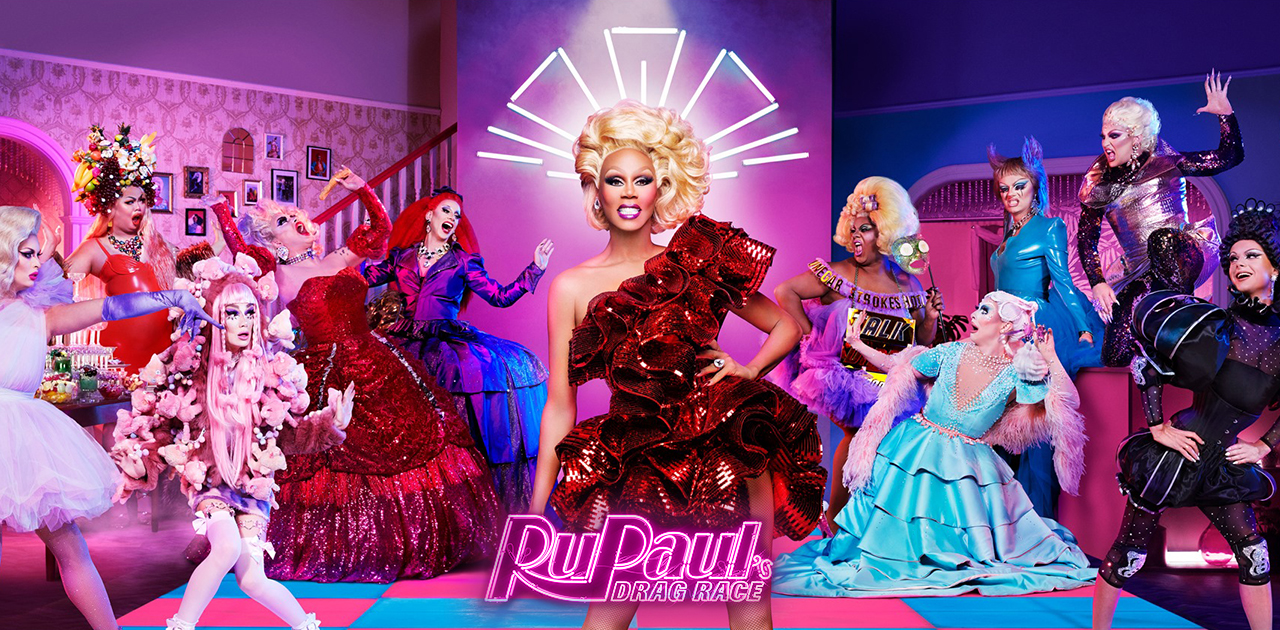 RuPaul's Drag Race UK – Meet The Queens