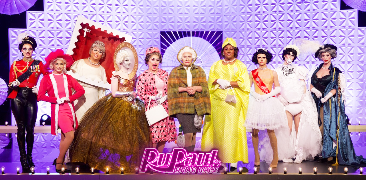 RuPaul's Drag Race UK – S1 Ep1: Queen(s) of England
