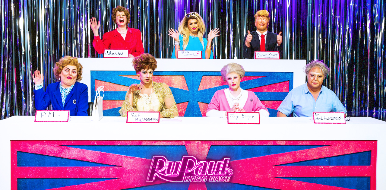 RuPaul's Drag Race UK – S1 Ep4: The Snatch Game