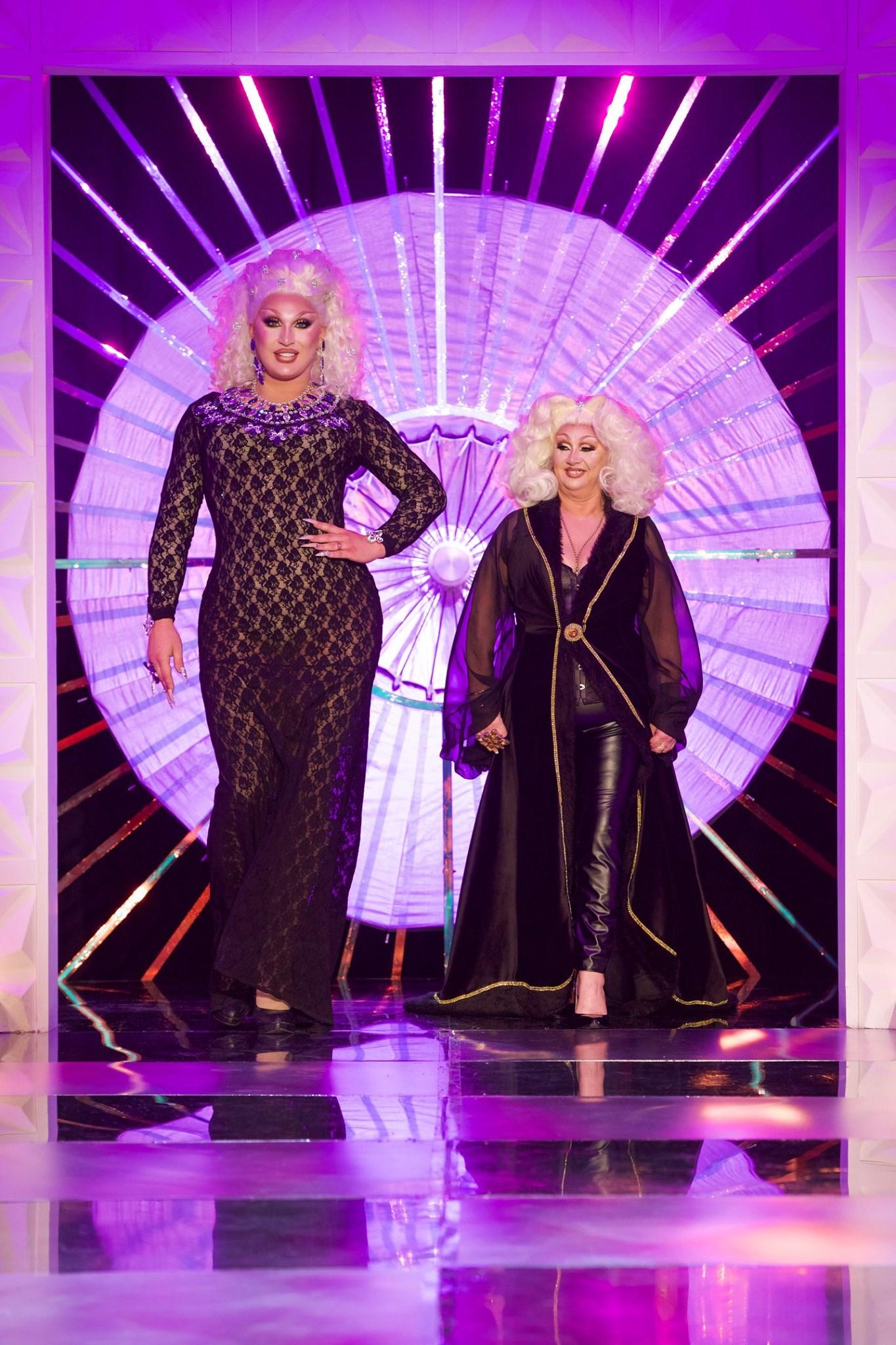 drag family makeover The Vivienne