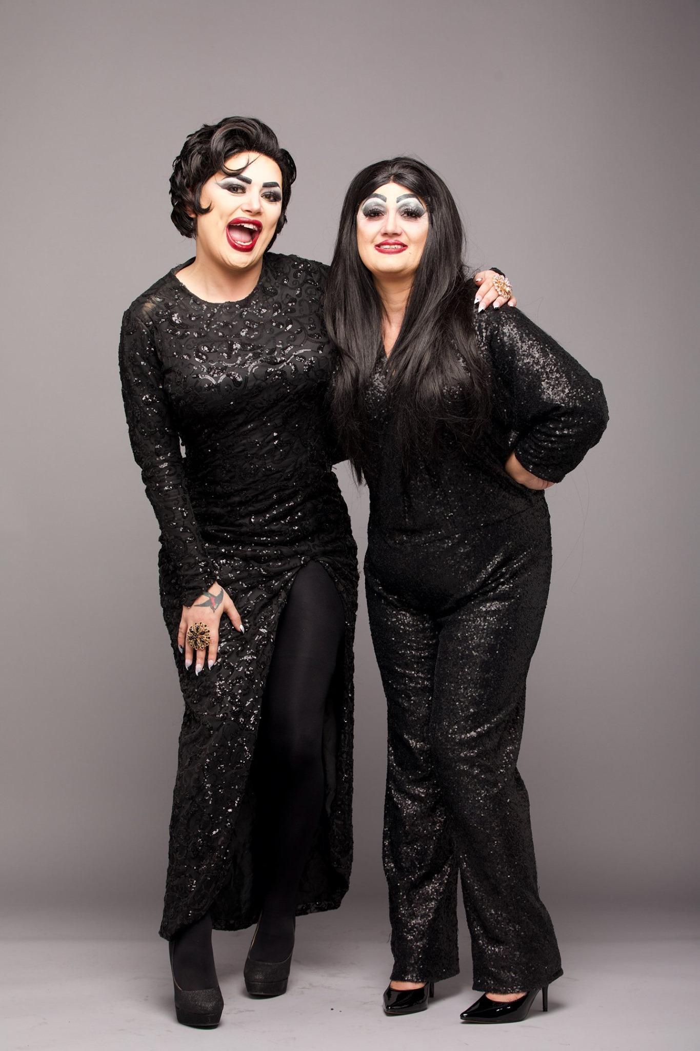 drag family makeover Baga