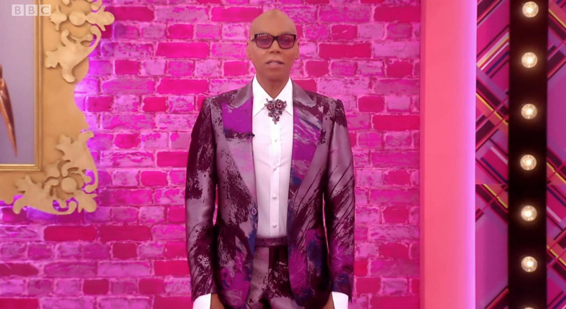 drag family makeover RuPaul