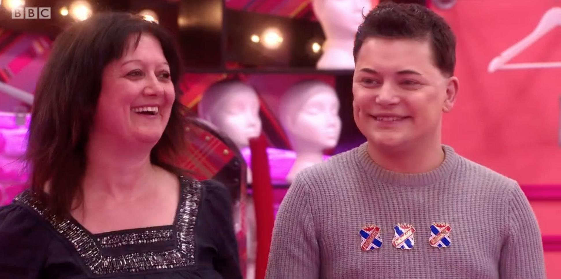 drag family makeover