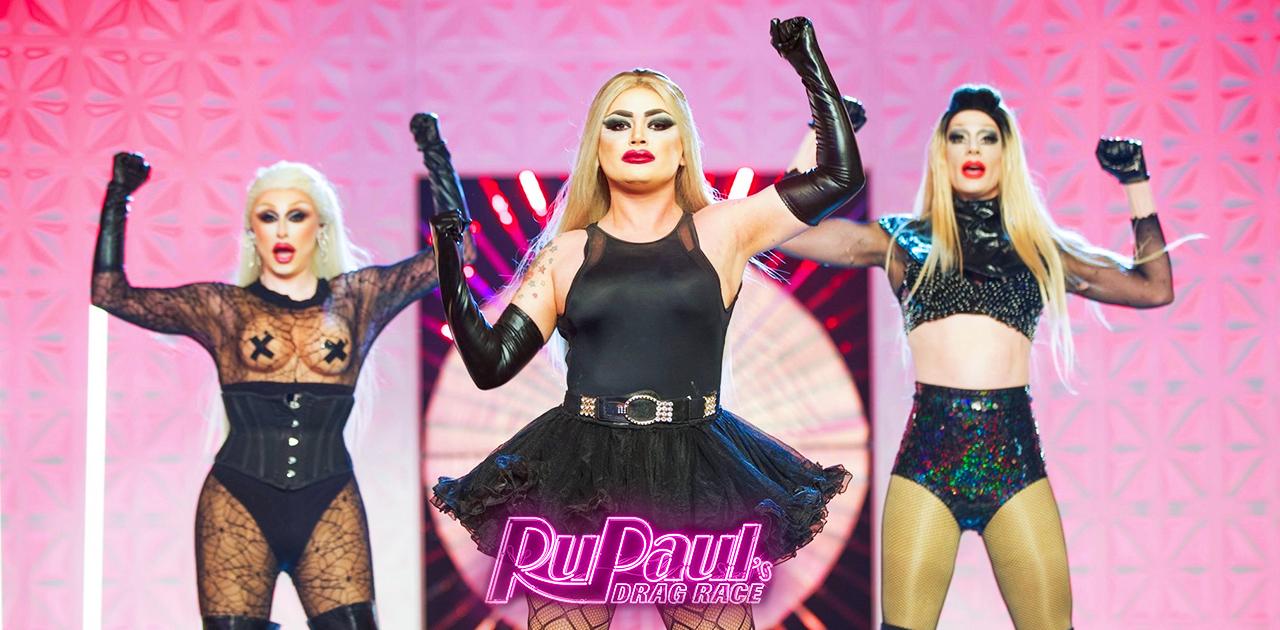 RuPaul's Drag Race UK – S1 Ep5: Break Up (Bye Bye)