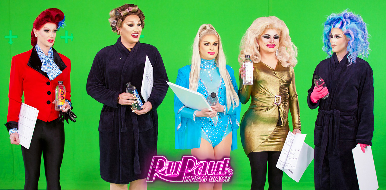 RuPaul's Drag Race UK – S1 Ep6: Thirsty Werk