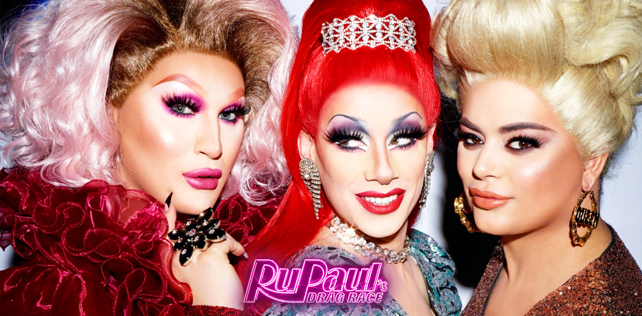 RuPaul's Drag Race UK – S1 Ep8: The Great British Drag-Off Finale