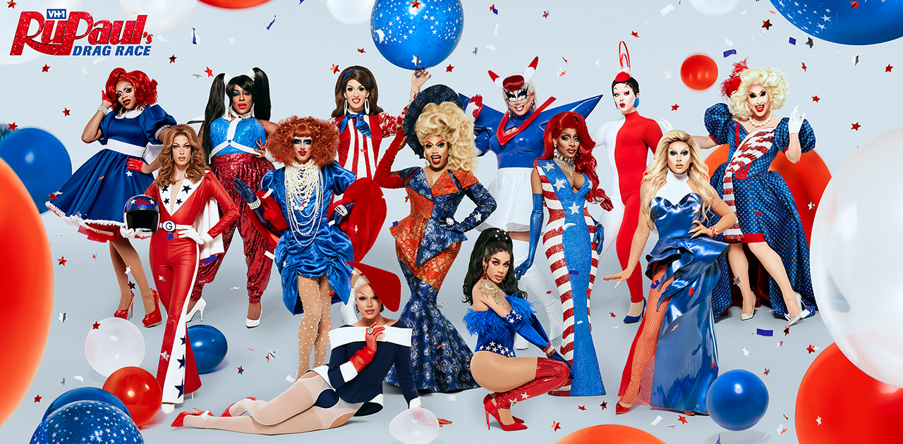 BAM! RuPaul's Drag Race Season 12 – Meet The Queens