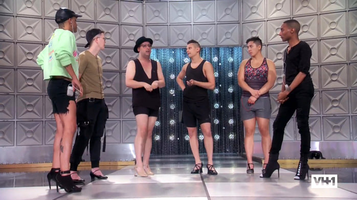 You Don't Know Me rehearsal Drag Race