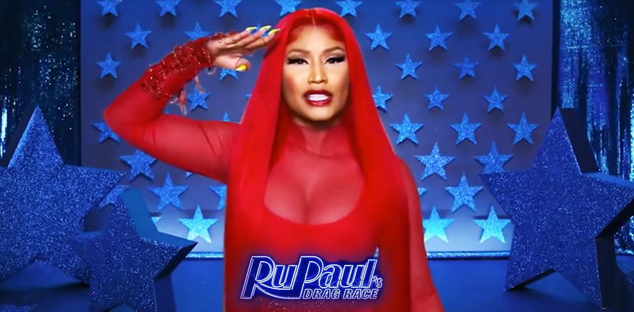 RuPaul's Drag Race S12 Ep1: I'm That Bitch