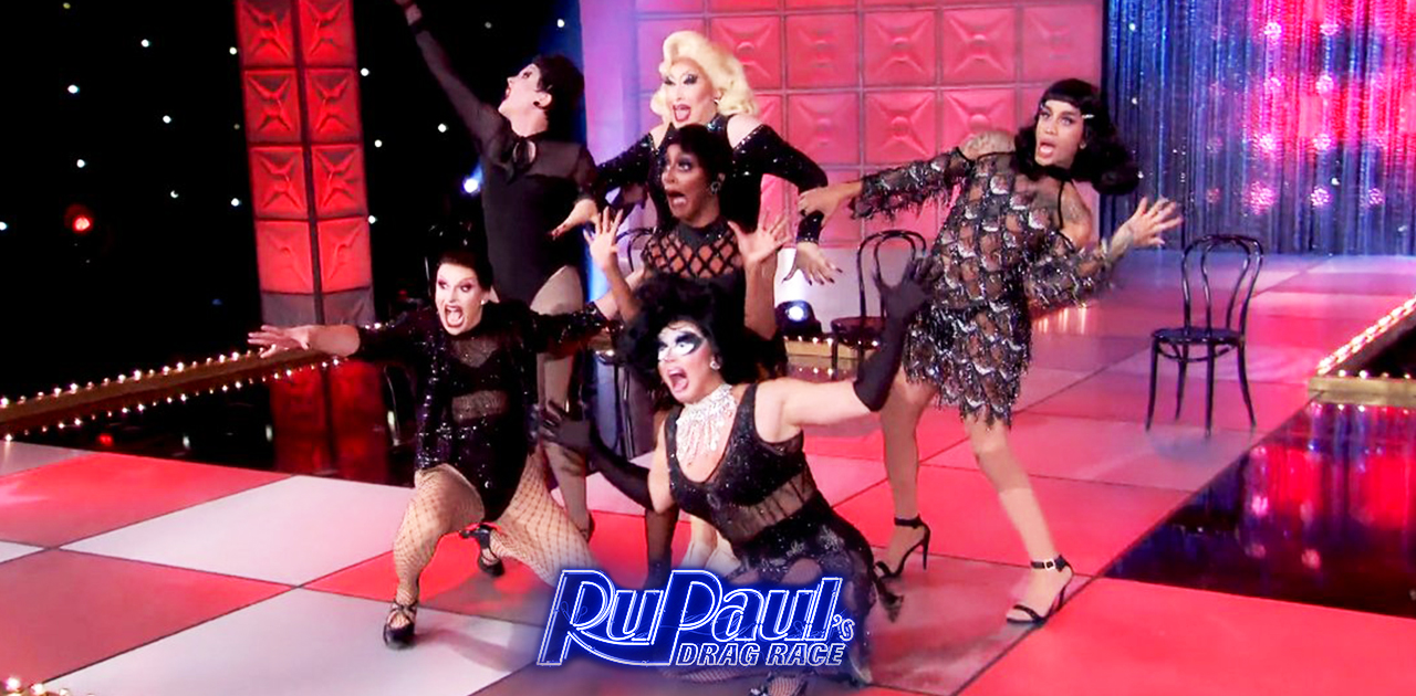 RuPaul's Drag Race S12 Ep2: You Don't Know Me