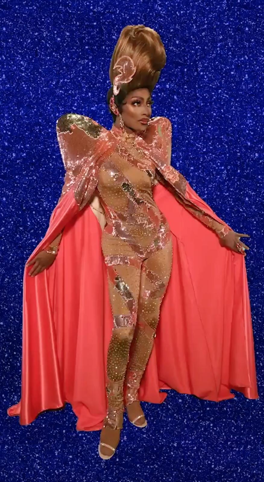 Gay's Anatomy Jaida Essence Hall