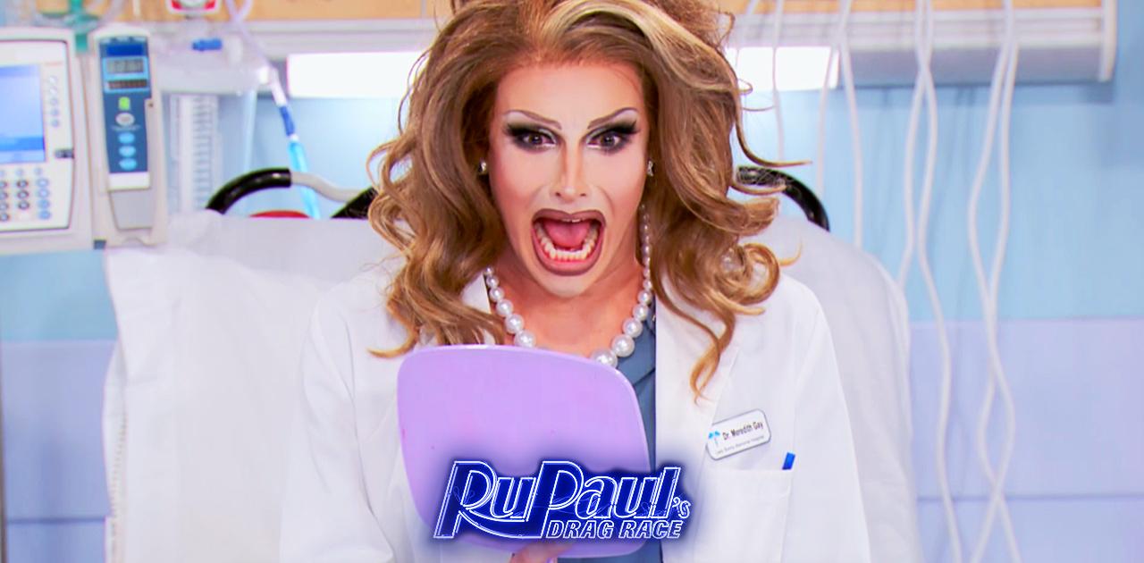 RuPaul's Drag Race S12 Ep5: Gay's Anatomy