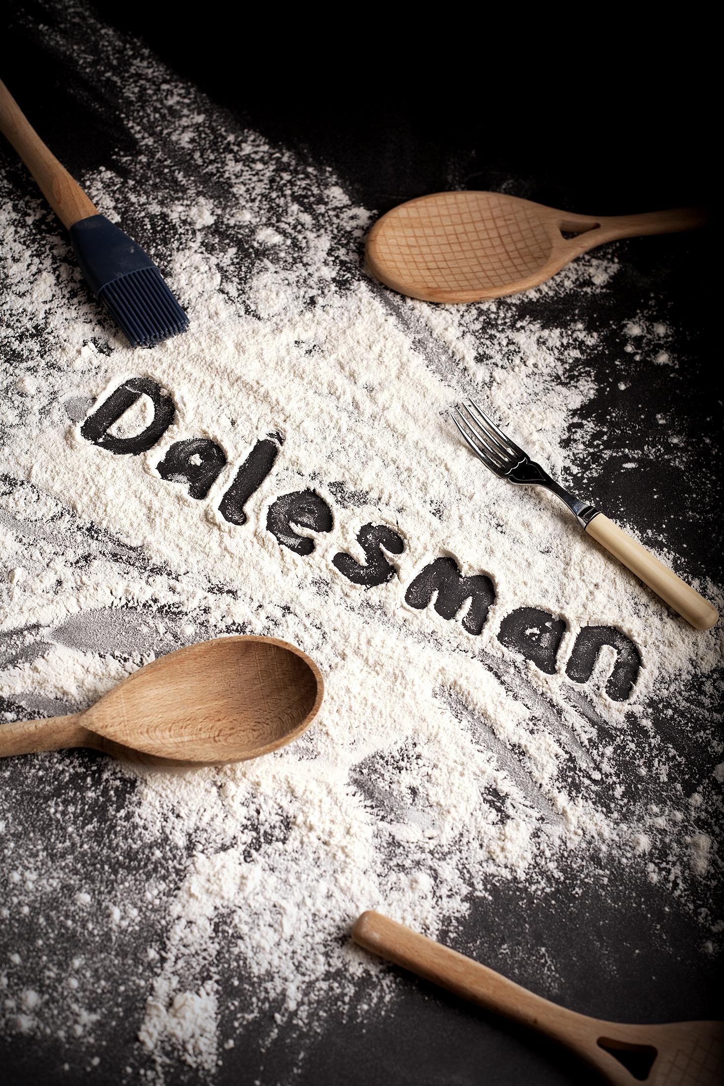 Dalesman flour by Harry J Bartlett