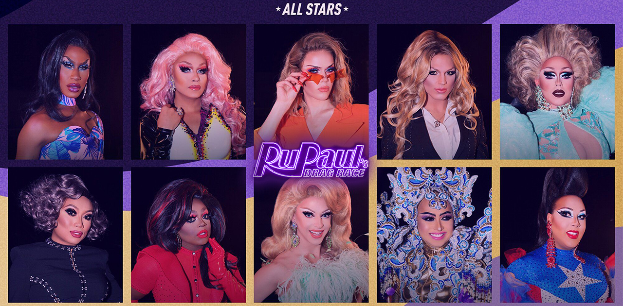 RuPaul's Drag Race All Stars 5 Episode 1: Werq the World