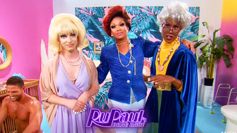 RuPaul's Drag Race All Stars 5 Episode 3: Get a Room!