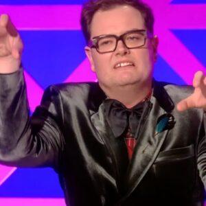 Alan Carr confirms Drag Race UK Season 2 will continue production in November