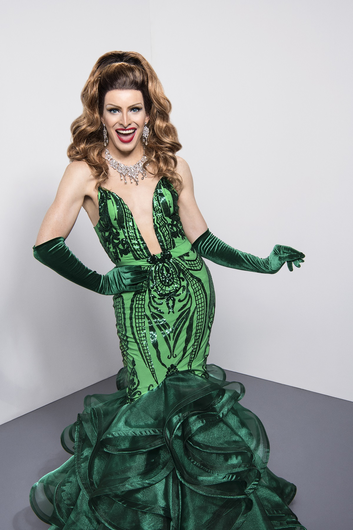Veronica Green RuPaul's Drag Race UK Season 2