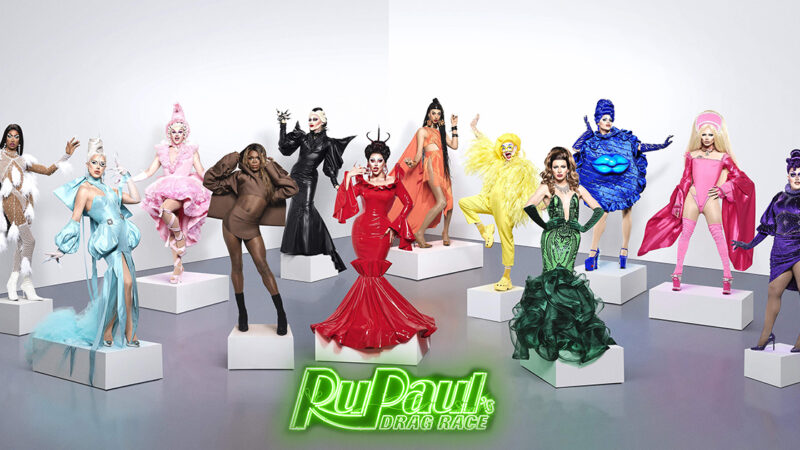 RuPaul's Drag Race UK Season 2 – Meet The Queens