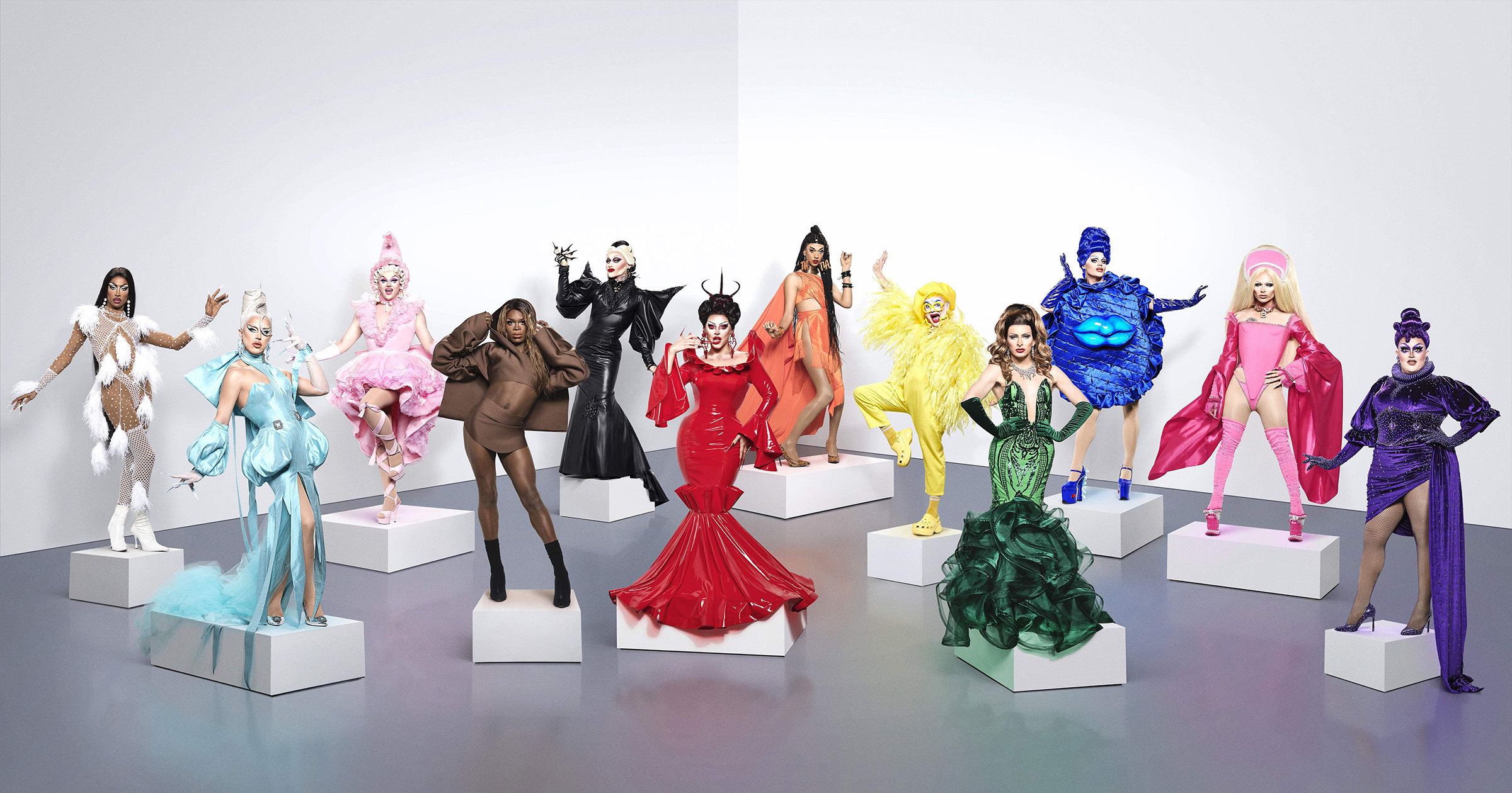 RuPaul's Drag Race UK Season 2 Cast