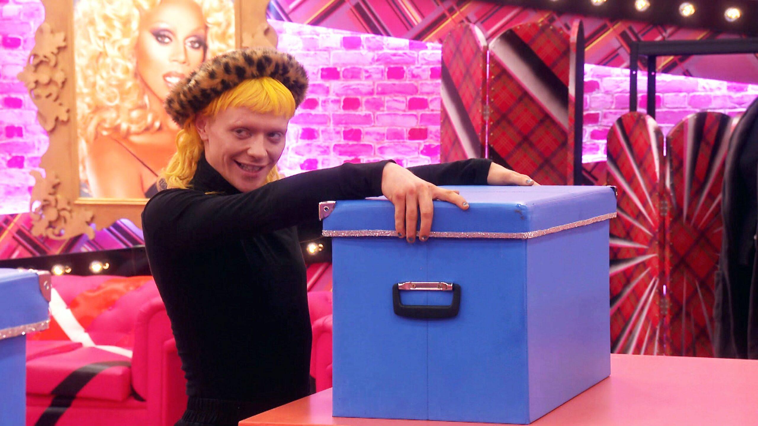 who wore it best Bimini blue box