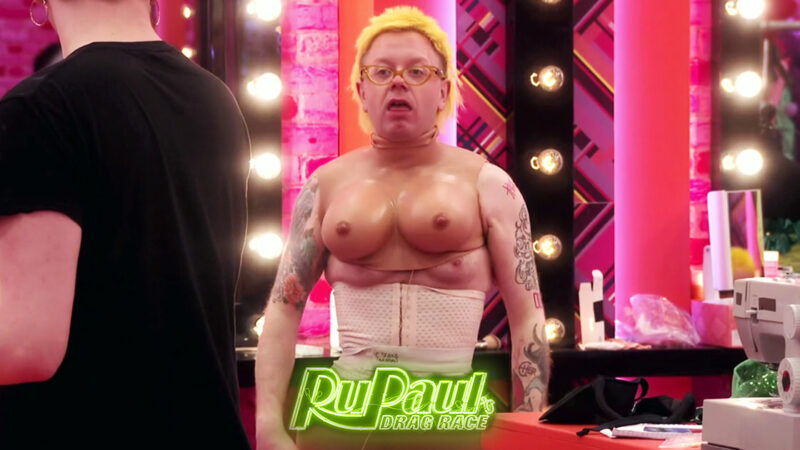RuPaul's Drag Race UK S2 Ep 3: Who Wore It Best?