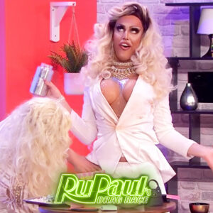 RuPaul's Drag Race UK S2 Ep 4: Goths, Glitter Boobs & Lorraine Kelly